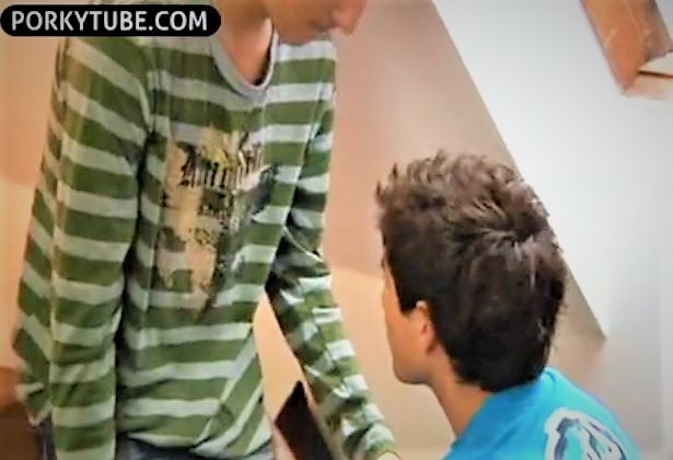 Boy abused by friend