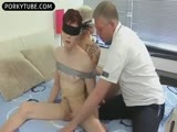 mature with 2 tied boys