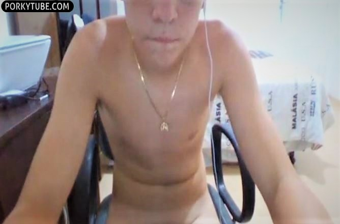 Italian boy str8 big cock wanker , cum