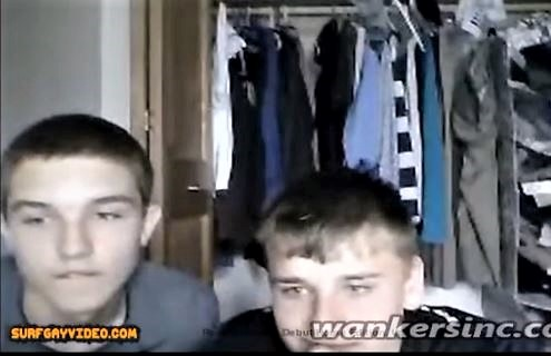 Straight Lads on cam