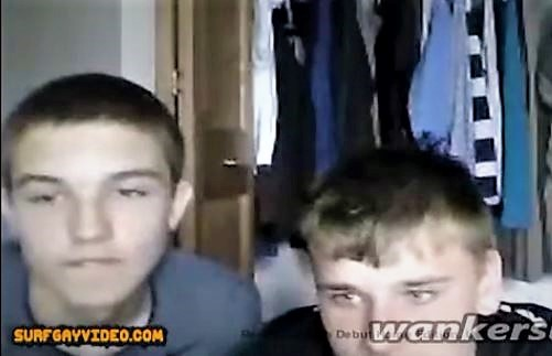 Young Lads in Webcam
