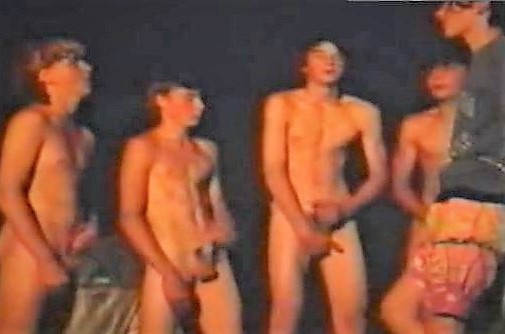 The Gay Initiation