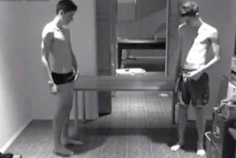 Young Twinks SpyCam Show